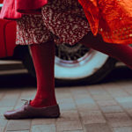 Lessons of tango: arriving